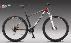 """JAMIS 2016 NEMESIS COMP 27.5"""" HARDTAIL MOUNTAIN BICYCLE"""