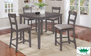 Counter Height Dinette