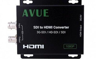 AVUE SDI to HDMI Converter SDH-R01 Supports 3G-SDI, HD-SDI