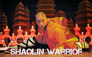 Shaolin Warriors @ Sony Centre April 8th 7:30pm