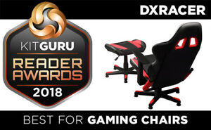 10% Off DXRacer Gaming Chairs, Sizes for Everyone, Free Shipping