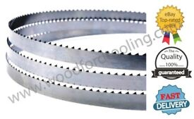 "Bandsaw Blades Triple Pack 1/4"" & 1/2"" & 3/8"" to suit Scheppach HBS32 and BSE32 Online"