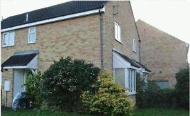 2 bedroom terraced house to rent The Rowans, Milton