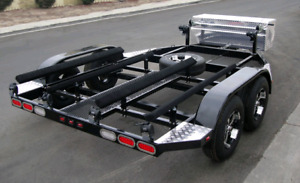 Wanted used double Seadoo trailer