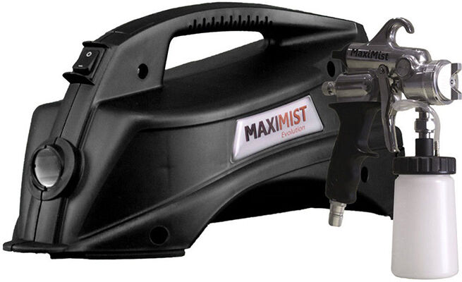 MaxiMist Evolution Pro Spray Tanning Machine
