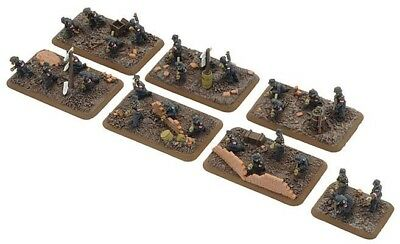 Flames of War Hitlerjugend Platoon German Late War Miniatures GE827