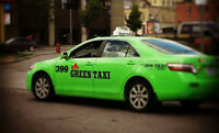London Green Taxi **NOW HIRING NIGHT DRIVER**