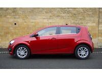 74.3 MPG average - NIL tax - Lovely Chevrolet Aveo 1.3 cdti 5 door - New MOT - Full service history