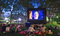 Movie In The Park /Gaming Tournament By Bounce It! Party Rentals
