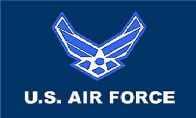 NEW AIRFORCE 3X5 FLAG sign #451 MILITARY american flags