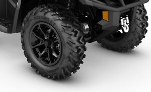 "Wanted Can Am factory 14""tires & rims"