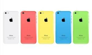 Apple iPhone 5C 8/16GB available in Green, Blue, White & Pink!
