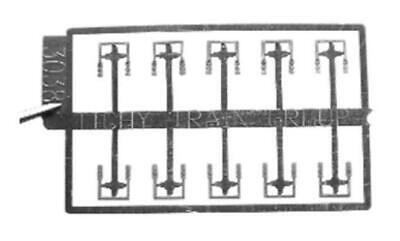 Tichy Train Group #3038 HO Scale Stirrup Sets (10 pcs)