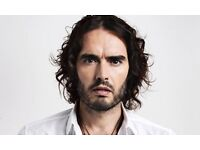 "Russell Brand """"Stalls"""" Tickets - Tuesday 19th September 2017"