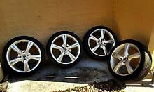 ROH alloy wheel 4tyres  sell Meadowbrook Logan Area Preview