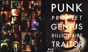 Social Network-2 disc Blu-Ray Edition