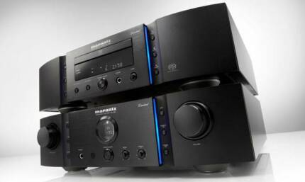 Marantz PM15s2LE stereo amplifier with SA15s2LE SACD/CD player Prospect Prospect Area Preview