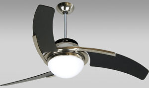 Mint Condition Ceiling Fan with light/remote control