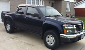 2007 GMC CANYON 4 Door Off Road Pick Up Truck $5000 Firm