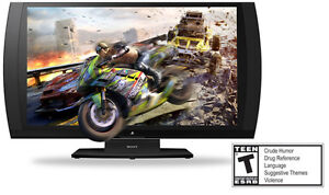 """!! SONY PLAYSTATION 3D LED 24"""" TV !! MINT ONLY $140 !!"""