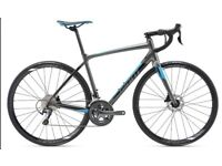 Brand New 2018 Giant Contend SL road bike - Size ML