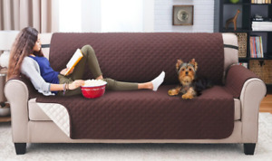 Sofa cover - protecteur de sofa - Best price compared to Groupon
