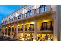 4 star Solana Hotel & Spa, Malta, 4 nights, 5 days