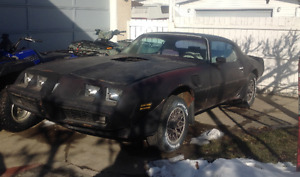 1979 Trans Am moving must sell 950 OBO