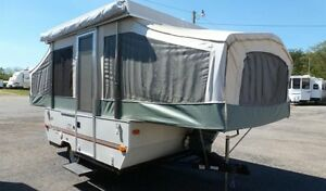 1999 Jayco Eagle QWEST Pop-Up Tent Trailer