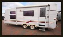 2006 Roma Sov'reign 20ft Full Caravan Mandurah Mandurah Area Preview