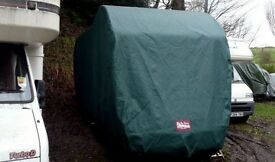 """Protec"" Tailored Motorhome Cover - Fits Adria Twin"