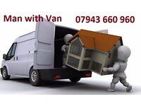 Man Van Southampton Cheap 24/7 services