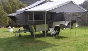 NEW RELEASE FORWARD FOLD CAMPER WITH THE LOT Brisbane Region Preview