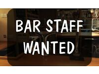 NEW BAR OPENING! BAR STAFF WANTED!