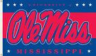Football Ole Miss Rebels NCAA Flags