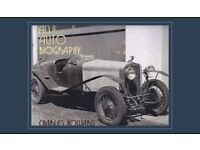 'An Auto biography' by Charles Howard (hard back with dust jacket) - £20