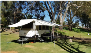 Bagged Awning & Annex to fit Jayco Penguin / Swan ...
