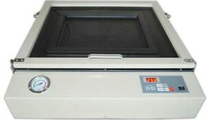 Hot Stamp Precise UV Vacuum Exposure Unit 24*28In(60*70cm) Plate Die Making New219104