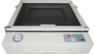 Hot Stamp Precise UV Vacuum Exposure Unit 24*28In(60*70cm) Plate Die Making New 219104