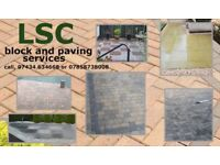 lsc services paving and driveways