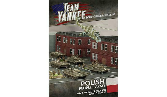 Team Yankee Polish People