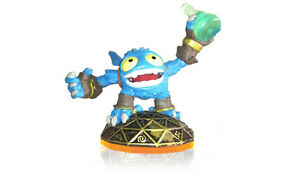 Skylanders Swap Force Mega Ram Spyro, Super Gulp Pop Fizz ...