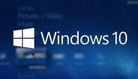 Microsoft Windows 10 / Windows 8 / Windows 7 Operating System