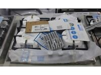 BEKO HCAW64225SX Gas Hob - Stainless Steel RRP £229.99