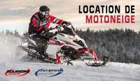 SERVICES DE LOCATION DE MOTONEIGE LAURENTIDES