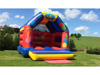 Bouncy Castle Hire In London **Free Candy Floss With Every Hire**
