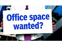 URGENT 1 Man office wanted in South Birmingham