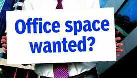 Wanted - Portishead, BS20 Office Space