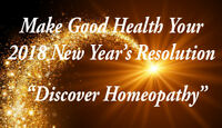Make Good Health Your  2018 New Year's Resolution