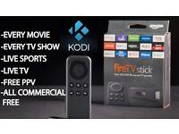 Amazon fire tv stick kodi